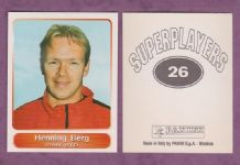 Manchester United Henning Berg Norway 26